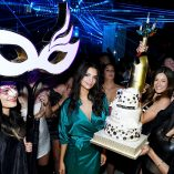 Emily Ratajkowski Intrigue Nightclub Birthday Party 1