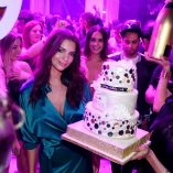 Emily Ratajkowski Intrigue Nightclub Birthday Party 11