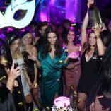 Emily Ratajkowski Intrigue Nightclub Birthday Party 16