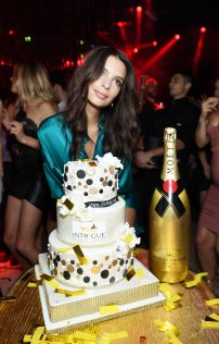 Emily Ratajkowski Intrigue Nightclub Birthday Party 21