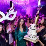 Emily Ratajkowski Intrigue Nightclub Birthday Party 6