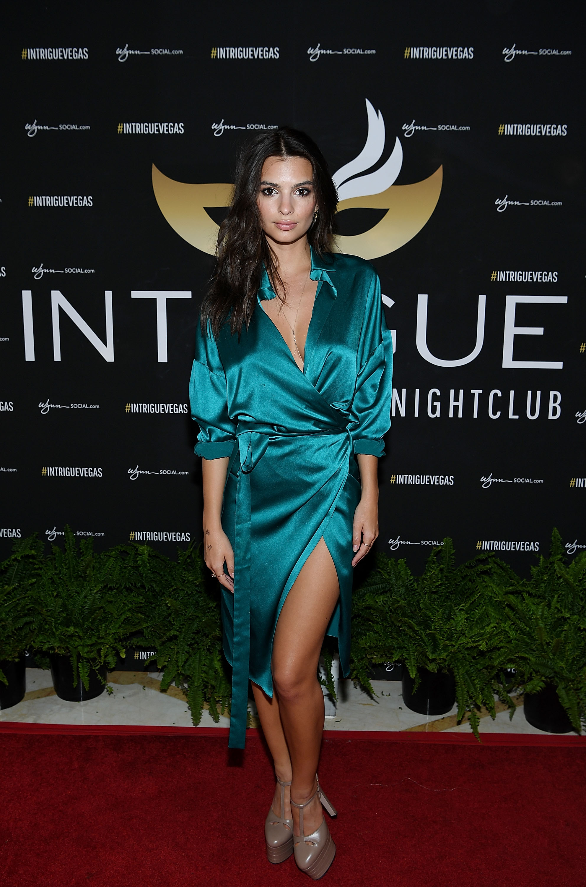 Emily Ratajkowski Intrigue Birthday Party 1