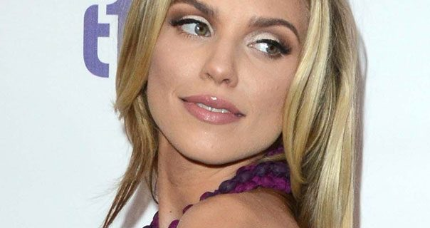 AnnaLynne McCord Together1Heart Launch