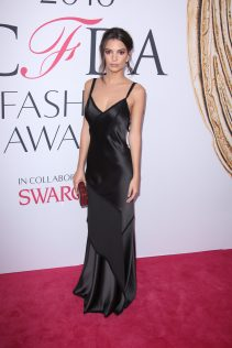 Emily Ratajkowski 2016 CFDA Fashion Awards 1