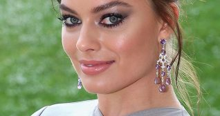 Margot Robbie Duke Of Cambridge Royal Marsden Dinner
