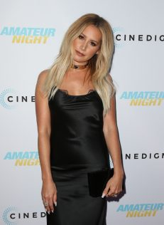 Ashley Tisdale Amateur Night Premiere 34