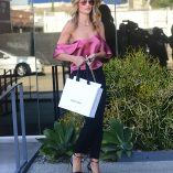 Rosie Huntington-Whiteley West Hollywood 12th July 2016 1