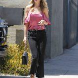 Rosie Huntington-Whiteley West Hollywood 12th July 2016 11