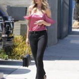 Rosie Huntington-Whiteley West Hollywood 12th July 2016 14
