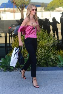 Rosie Huntington-Whiteley West Hollywood 12th July 2016 3