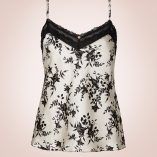Marks And Spencer Silk And Lace Black Mix Print Set 1