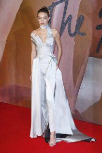 Gigi Hadid 2016 British Fashion Awards 8