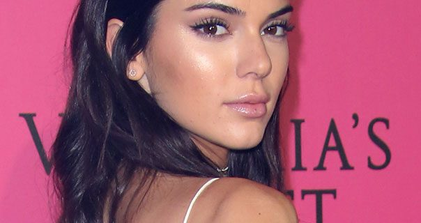 Kendall Jenner 2016 Victoria's Secret Fashion Show After Party