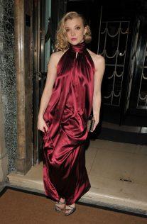 Natalie Dormer 2016 London Evening Standard British Film Awards 50