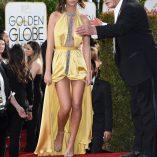 Emily Ratajkowski 74th Golden Globe Awards 13