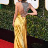 Emily Ratajkowski 74th Golden Globe Awards 5