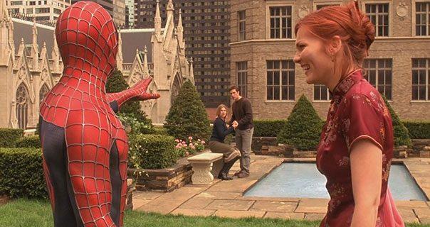 Spider-Man Screencaps