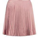 Boohoo Emilia Matte Satin Pleated Mini Skirt 3