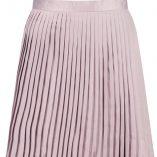 Boohoo Emilia Matte Satin Pleated Mini Skirt 8