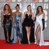 Little Mix 2017 Brit Awards 1