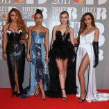 Little Mix 2017 Brit Awards 2