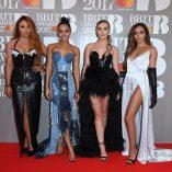 Little Mix 2017 Brit Awards 3