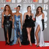 Little Mix 2017 Brit Awards 7