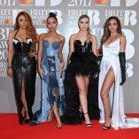 Little Mix 2017 Brit Awards 9