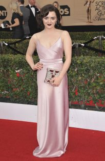 Maisie Williams 23rd Screen Actors Guild Awards 61