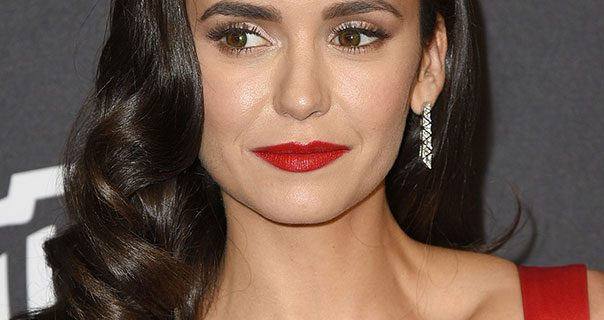 Nina Dobrev 18th Warner Bros And InStyle Post Golden Globes Party