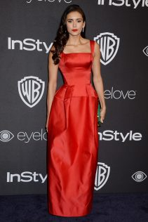 Nina Dobrev 18th Warner Bros And InStyle Post Golden Globes Party 9