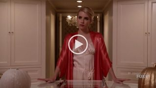 Scream Queens Satin Video