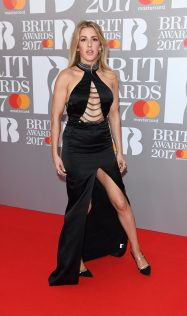 Ellie Goulding 2017 Brit Awards 2