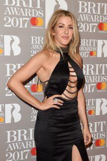 Ellie Goulding 2017 Brit Awards 33