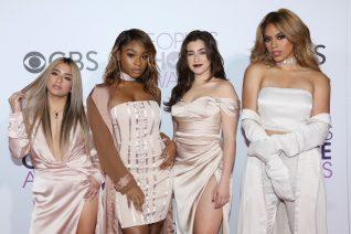 Fifth Harmony 2017 Peoples Choice Awards 8