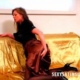 Sexy Satin Silk Fun February 2017 10