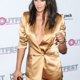 Shay Mitchell 2016 Outfest Legacy Awards 11