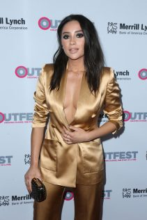 Shay Mitchell 2016 Outfest Legacy Awards 23