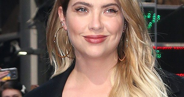 Ashley Benson Good Morning America 18th April 2017