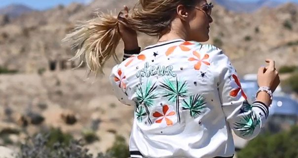 Fleur De Force Coachella Lookbook