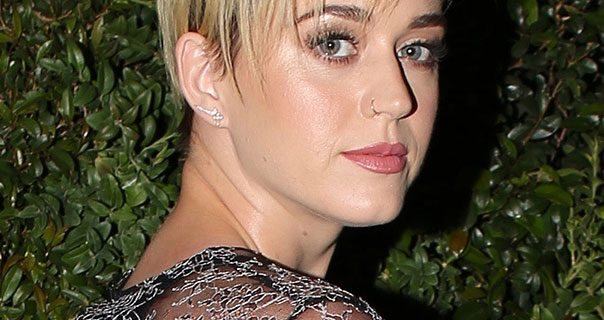Katy Perry CHANEL Gabrielle Bag Dinner