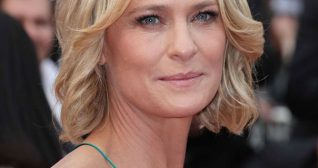Robin Wright Satin