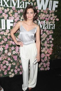 Lauren Cohan 2017 Women In Film Max Mara Face Of The Future Awards 5