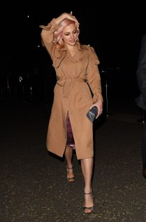 Pixie Lott Lost In Space Anniversary Party 43