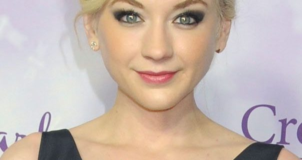 Emily Kinney Hallmark Winter 2016 TCA Press Tour