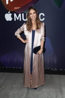 Jessica Alba Planet Of The Apps Party 1