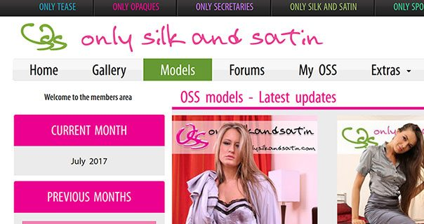 Only Silk And Satin Review