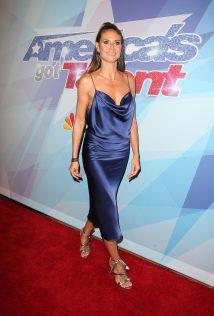 Heidi Klum America's Got Talent Season 12 Live Show 6