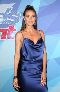 Heidi Klum America's Got Talent Season 12 Live Show 7