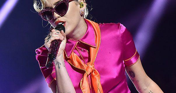 Miley Cyrus 2017 MTV Video Music Awards